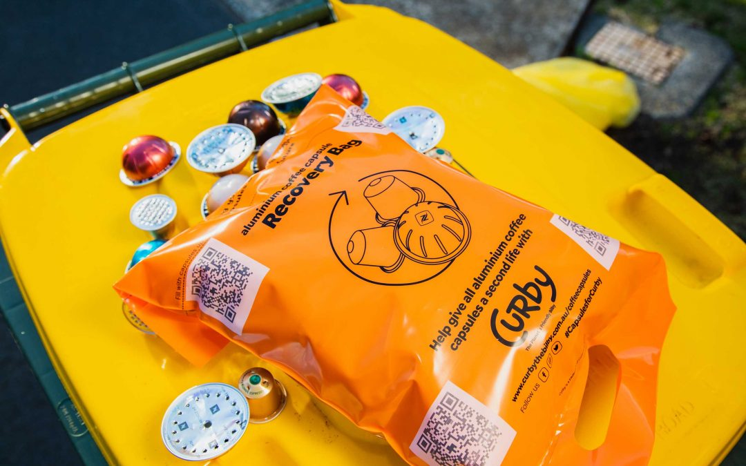 Australian first kerbside aluminium coffee capsule recycling pilot to begin in Sydney's North